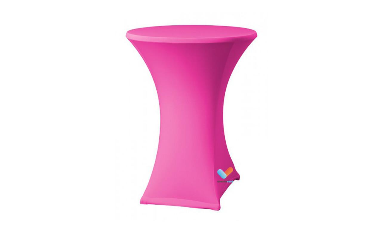 Roze statafel voor eenhoornfeest