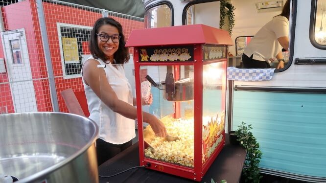Verhuur van popcornmachine voor jouw Sinterklaasfeest
