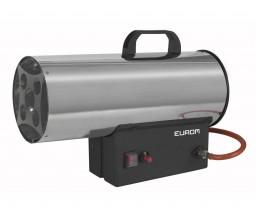 Gasverwarming heater 15 kw excl. gasfles