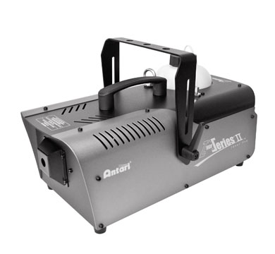 Rookmachine 1500 watt incl. rookvloeistof