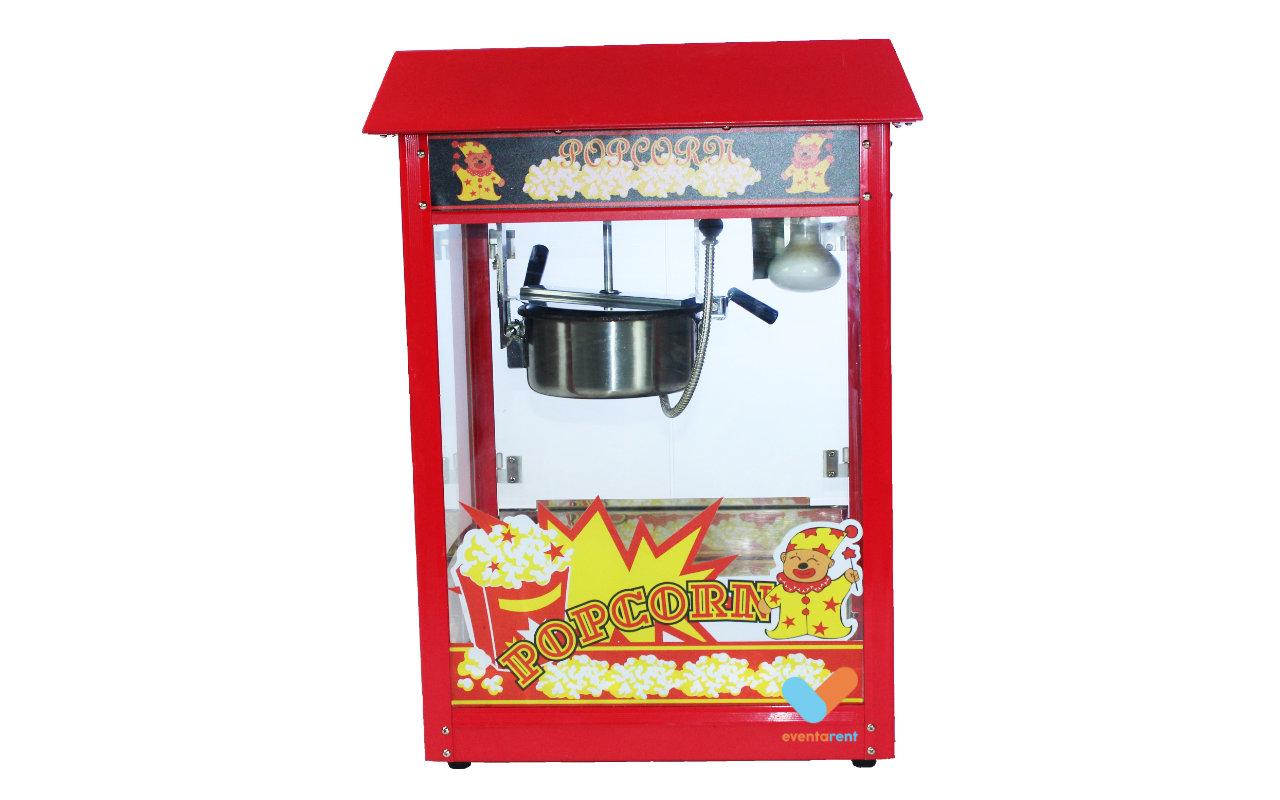 Popcornmachine (incl. 50 gratis porties)