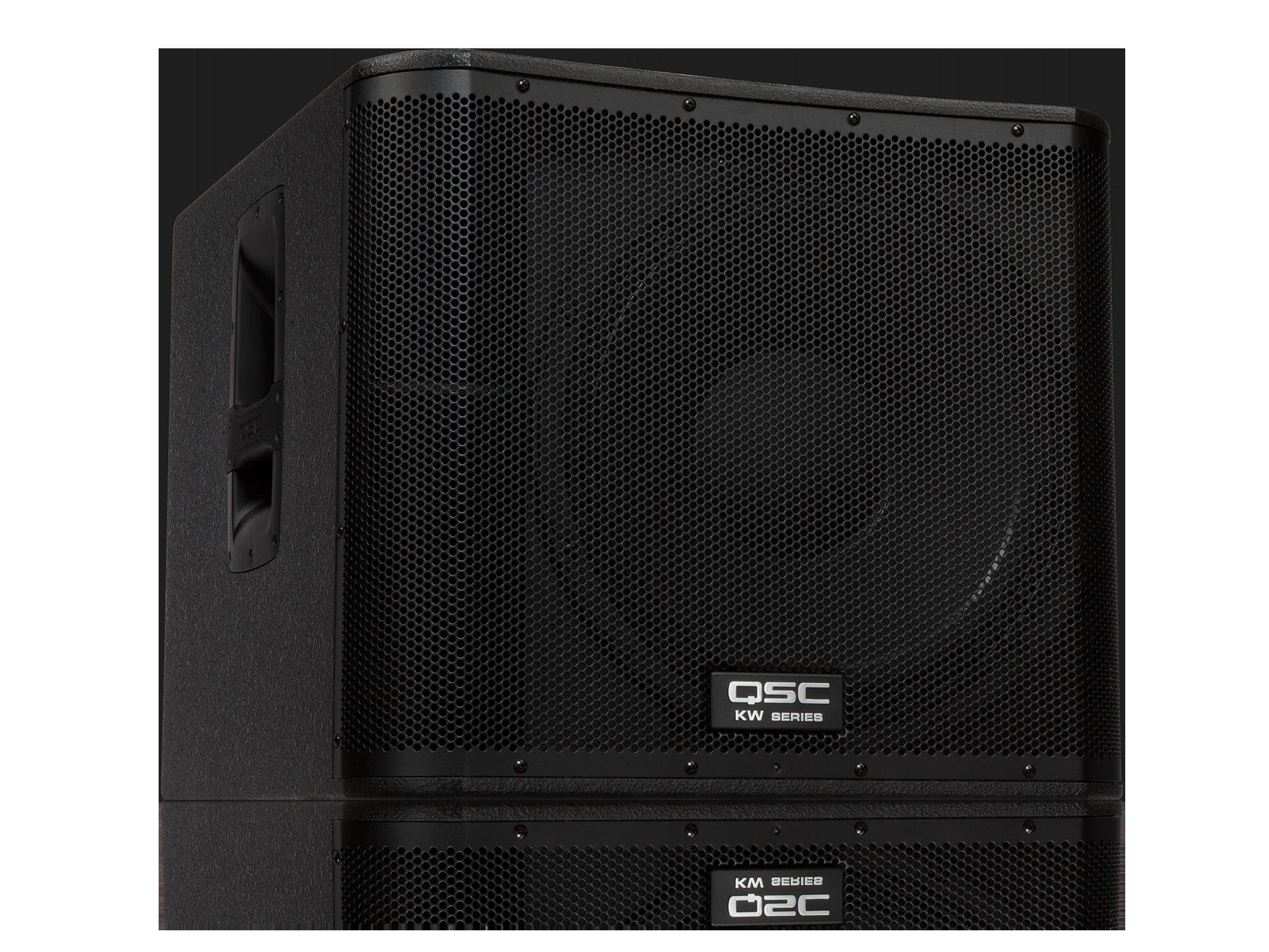 Actieve speaker Bass Kast - 18 inch