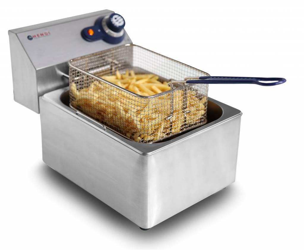Friteuse 8 liter elektrisch 3500 watt